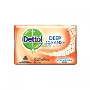 Dettol Pack Of 3 Soap Deep Cleanse 100g