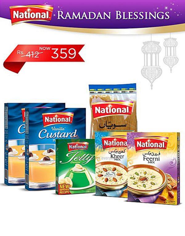 National Meethi Ramzan Deal