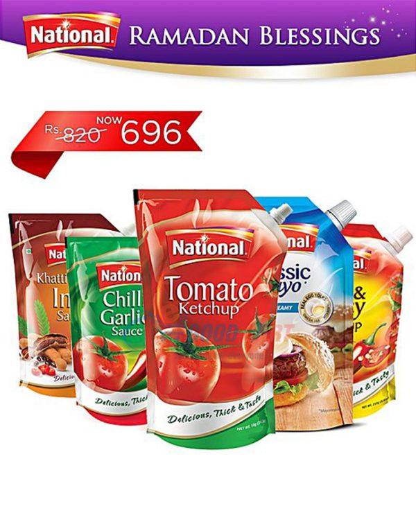 National Saucy Ramadan Special Offer