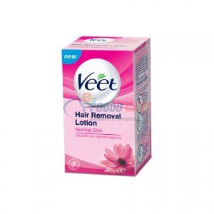 Veet Lotion Silk & Fresh For Normal Skin 40g