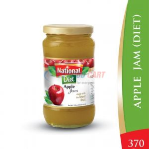 National Apple Jam (Diet) 370g