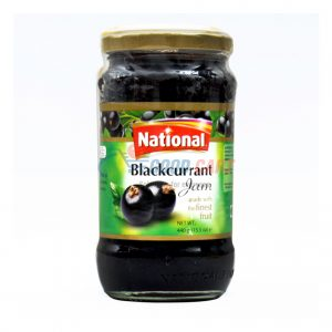 National Black Currant Jam 440g