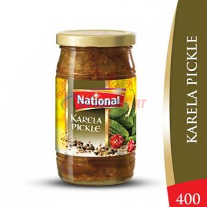 National Karela Pickle 400g