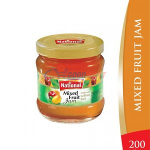 National Mixed Fruit Jam 200g