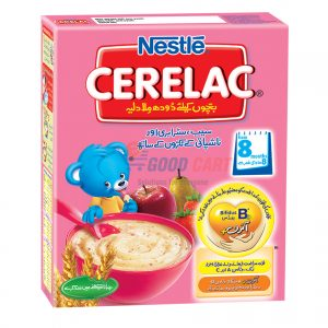 Nestle Cerelac Strawberry Apple 175g