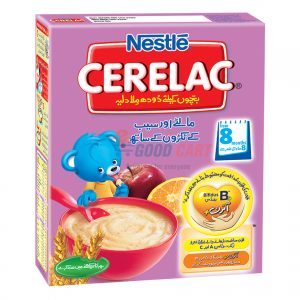Nestle Cerelac Orange Apple 175g
