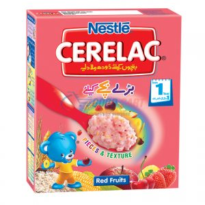 Nestle Cerelac Red Fruits 175g