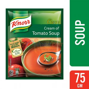 Knorr Cream of Tomato Soup 65g