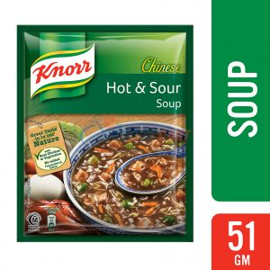 Knorr Hot & Sour Soup 51g