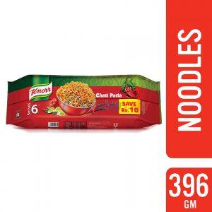 Knorr Noodles Chatt Patta 396g