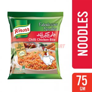 Knorr Noodles Chilli Chicken Bite 75g