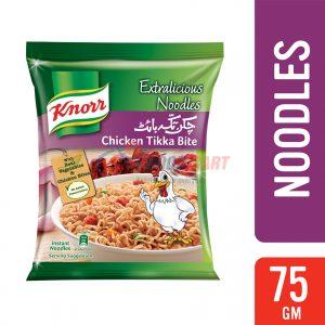 Knorr Noodles Chicken Tikka Bite 75g