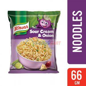 Knorr Noodles Sour Cream & Onion 66g