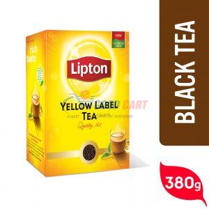 Lipton Yellow Label Black Tea 380g