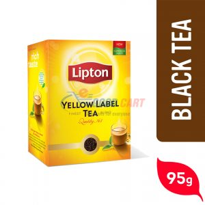 Lipton Yellow Label Black Tea 95g