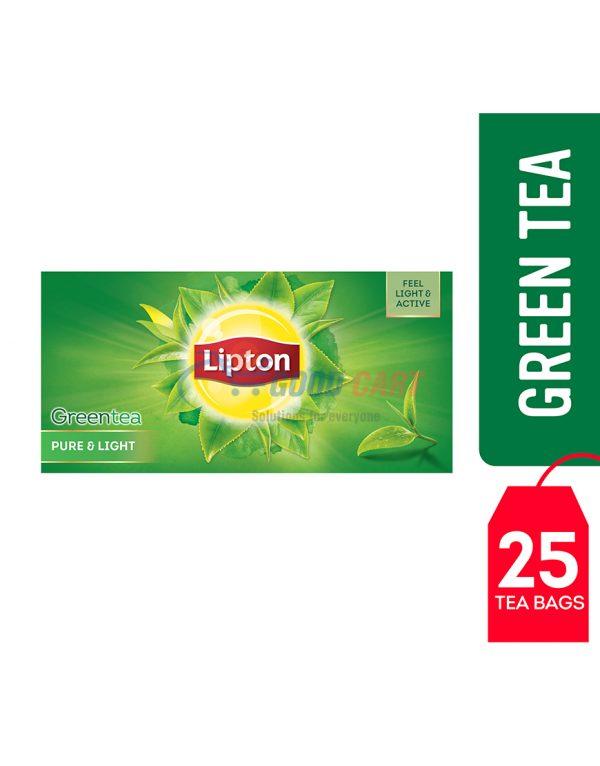 Lipton Green Tea Pure & Light 25 Teabags