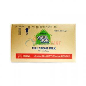 Nestle Milkpak 1 Liter (Pack of 12)