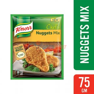 Knorr Chef's Nuggets Mix 75g