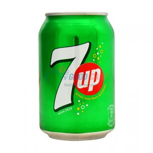 7up Can 300ml