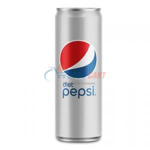 Pepsi Diet Can 250ml