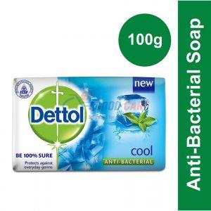 Dettol Soap Cool 100g
