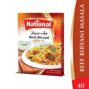 National Beef Biryani 40g