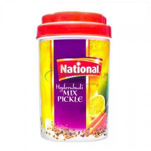 National Hyderabadi Mix Pickle 1kg