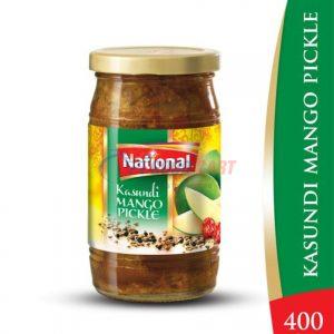 National Kasundi Mango Pickle 400g