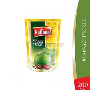 National Mango Pickle 200g