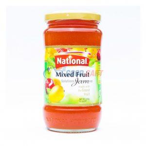 National Mixed Fruit Jam 440g