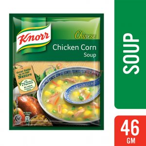 Knorr Chinese Chicken Corn Soup 46g