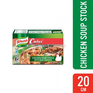 Knorr Cubes Chicken Stock 20g