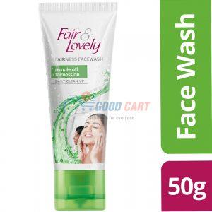 Fair & Lovely Fairness Face Wash 50g