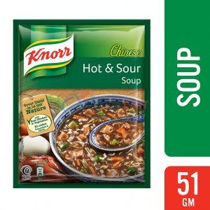 Knorr Hot & Sour Soup 51g