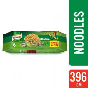 Knorr Noodles Chicken 396g