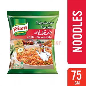 Knorr Noodles Chilli Chicken Bite 75g