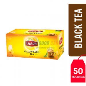 Lipton Black Tea 50 Teabags
