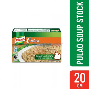 Knorr Cubes Pulao Stock 20g