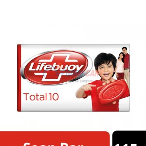 Lifebuoy Soap Total 10 Germ Protection 115g
