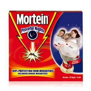 Mortein Peaceful Nights Complete LED Set