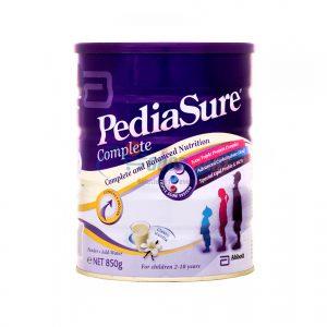 Pediasure Vanilla Complete Milk Powder 850g