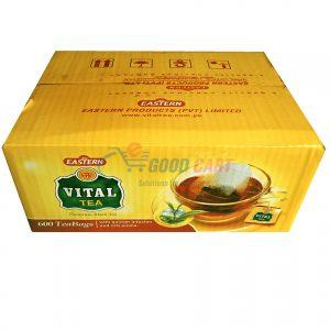 Vital Tea Institutional Pack (600 Tea Bags Box)